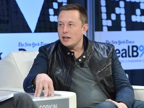 Elon Musk afirma
