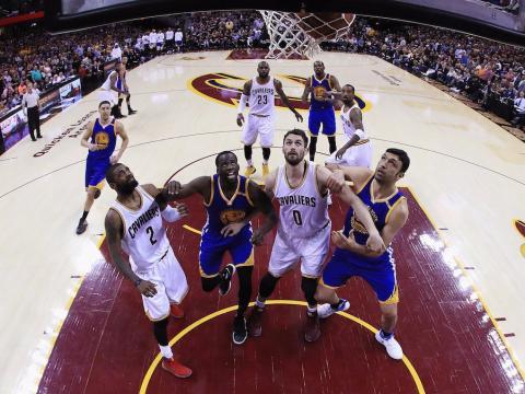 Varios playoff fueron tan seguidos como la propia final de la NBA
