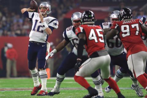 La Super Bowl siempre figura entre los eventos más vistos, pero la de 2017 fue épica