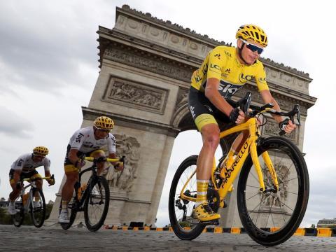 El Tour de Francia sigue siendo uno de los eventos deportivos más seguidos cada año