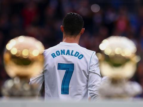 fotos deporte 2017: balon de oro