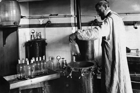 inventos: Louis Pasteur