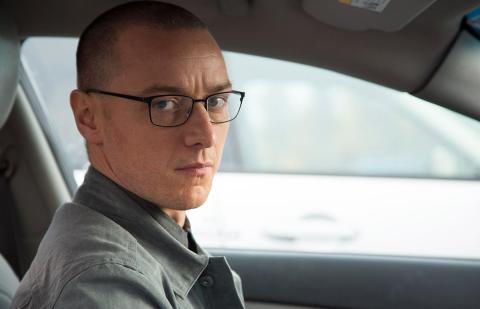 """James McAvoy completa una de las mejores actuaciones del año en """"Múltiple""""."""