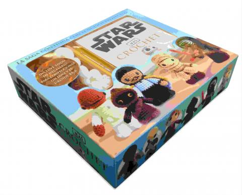 juego de crochet Star Wars