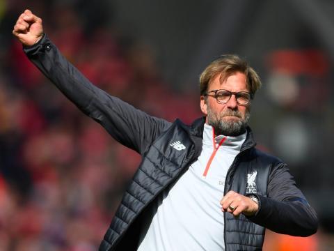 Jürgen Klopp, entrenador de fútbol del Liverpool FC