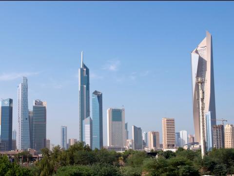 Torre Al Hamra de Kuwait.
