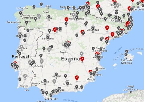 Mapa de Tesla