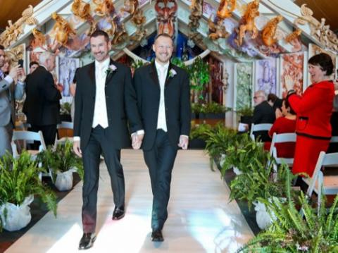Matrimonio homosexual Nueva Zelanda