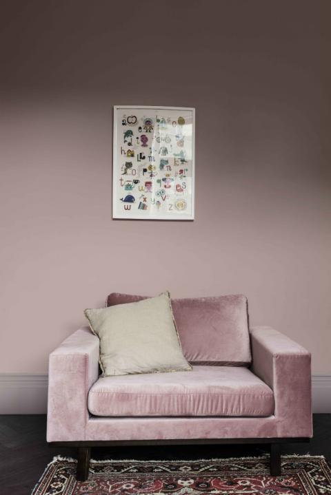 Mueble sillón palo de rosa color 2018