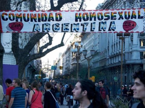 Orgullo Gay Argentina