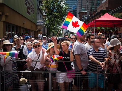 Orgullo Gay Canadá