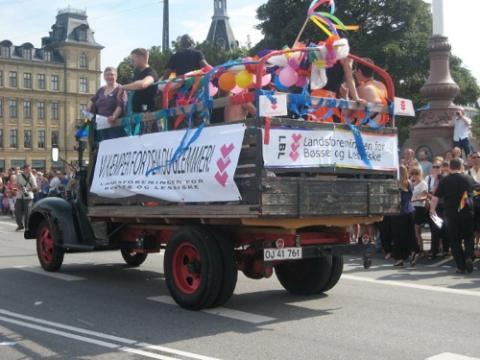 Orgullo Gay Dinamarca