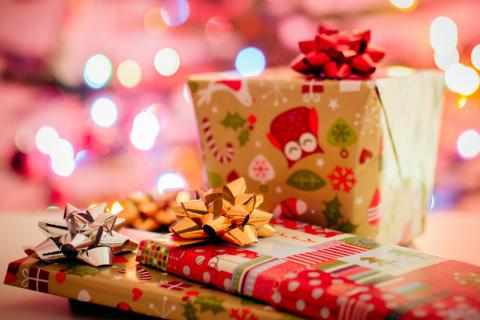 paquetes regalos navidad