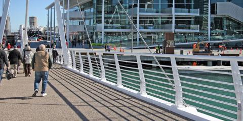 Paseo marítimo de Auckland, Nueva Zelanda