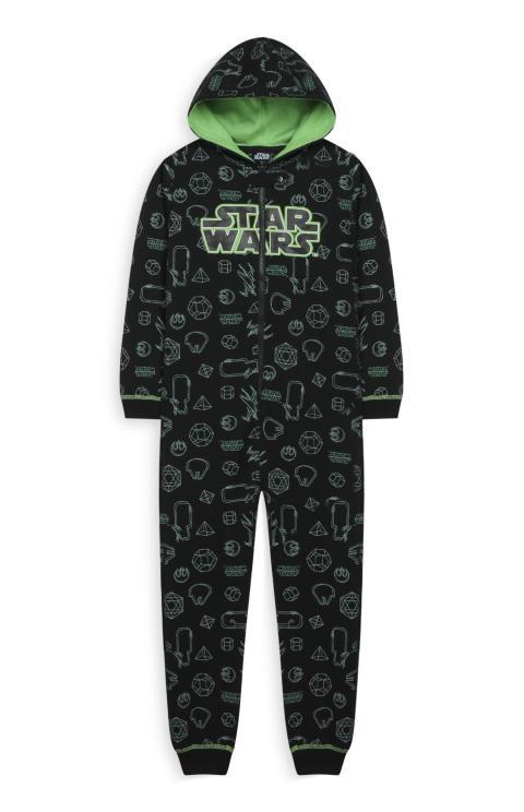 pijama mono star wars