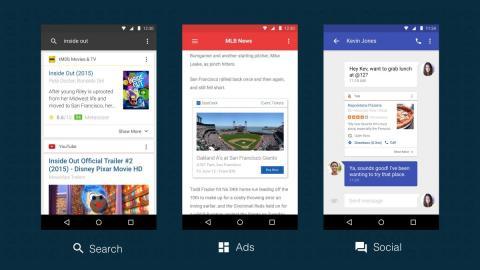 Quixey ofrecía un motor de búsqueda para apps