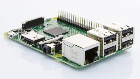Raspberr Pi 3 Modelo B