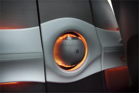 Renault Symbioz: altavoces