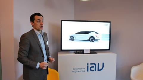 Renault Symbioz: IAV
