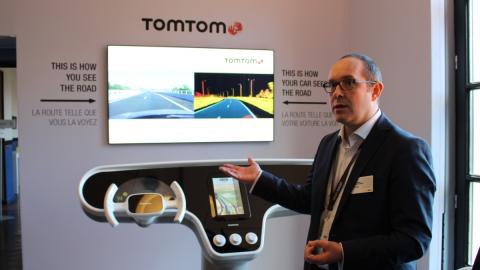 Renault Symbioz: TomTom