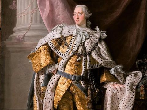 El Rey Jorge III
