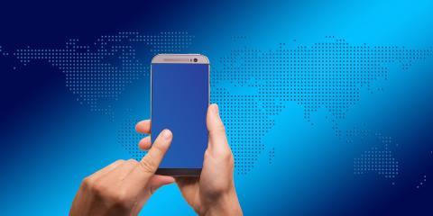 Smartphone Mundo digital