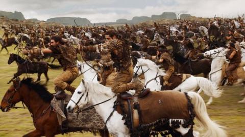 La tribu de los dothraki está inspirada en los mongoles