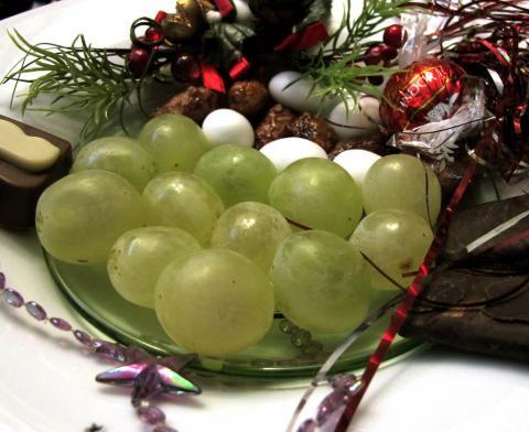 Uvas de Fin de Año