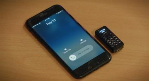 Zinco T1 iPhone
