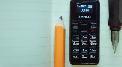 Zanco Tiny T1 Diminuto