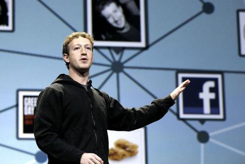 Zuckerberg Inteligencia Artificial