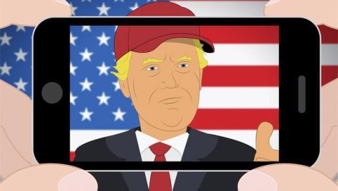 Follow Twitter Donald Trump