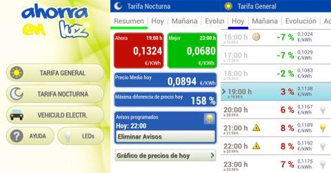 App Ahorra Luz