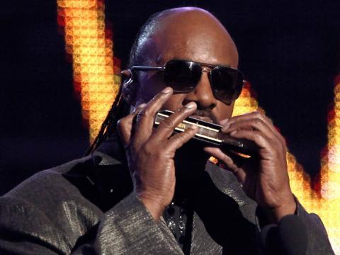 Stevie Wonder en concierto