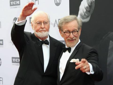 John Williams y Steven Spielberg