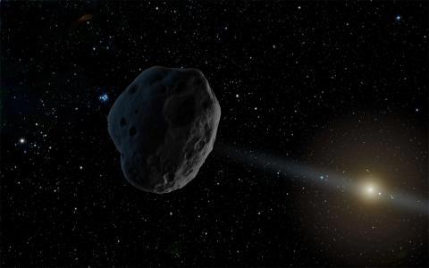 Asteroide 2002 AJ129