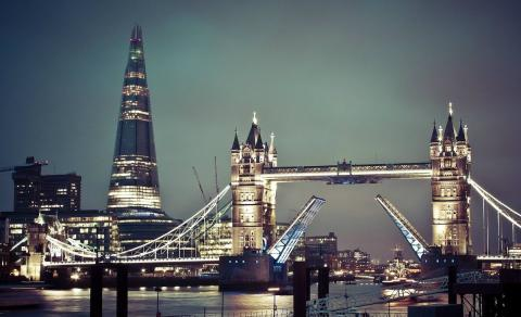 The Shard, en Londres (Reino Unido)
