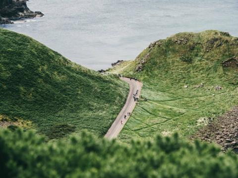 Irlanda del Norte, The Giant's Causeway