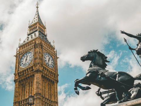 Big Ben, Londres (Inglaterra)