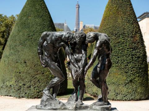 Museo Rodin, en París (Francia)