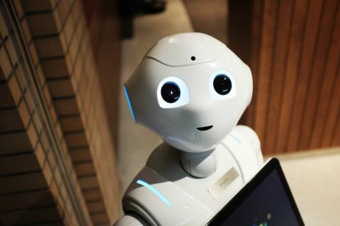 La automatización de algunos puestos de trabajo cada vez es mayor.