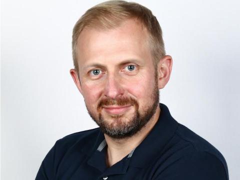 El CEO de Coinfirm, Pawel Kuskowski