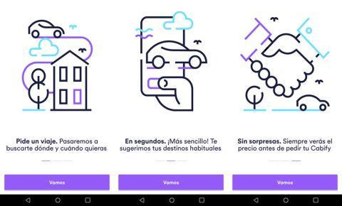 Cabify nueva app