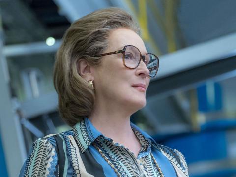 Meryl Streep en 'The Post'
