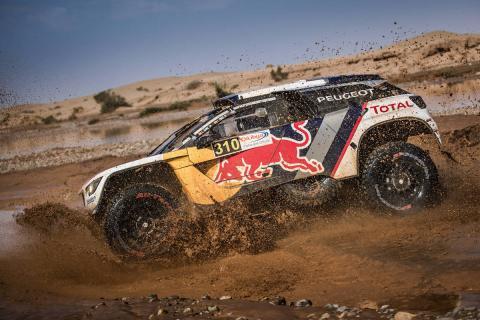Carlos Sainz buscará su segundo Dakar