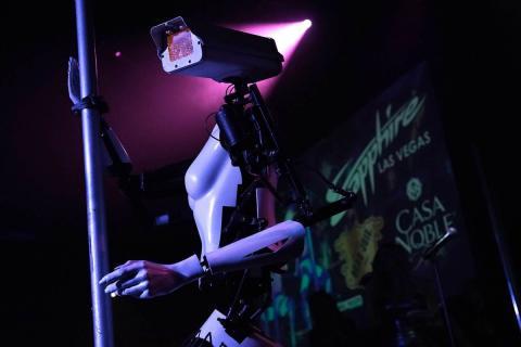 CES 2018: Robots Stripers