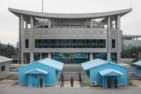 Conversaciones Corea del Norte-Corea del Sur