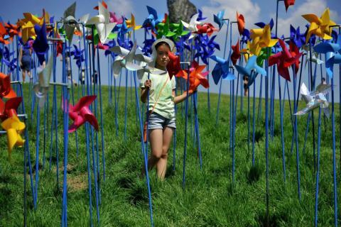 Imjingak Peace Park-Corea del Sur