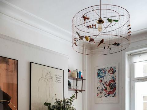 Esta es mi casa - apartamento Estocolmo Dalagatan 74
