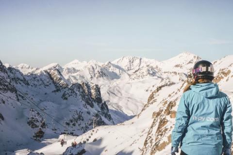 Estación esquí Tourmalet